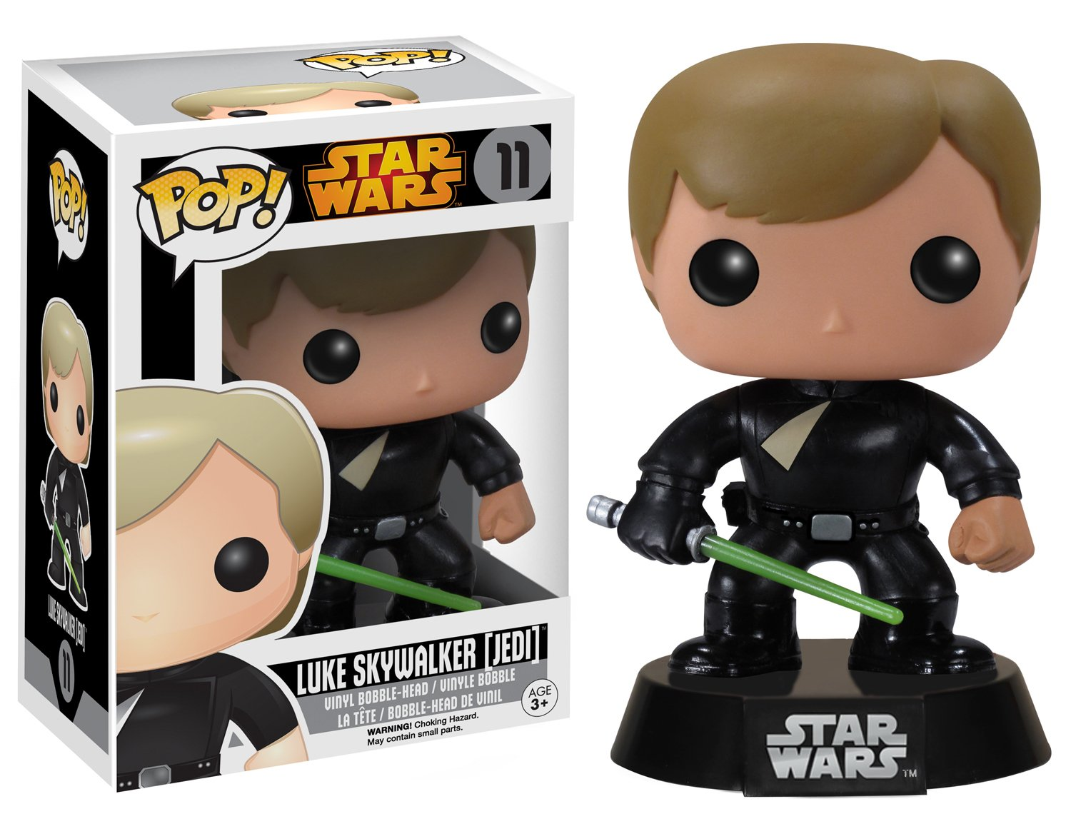 POP! Star Wars 011: Luke Skywalker (Jedi)