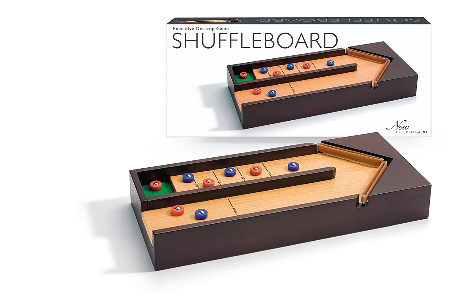 Shuffleboard: Executive Desktop Game