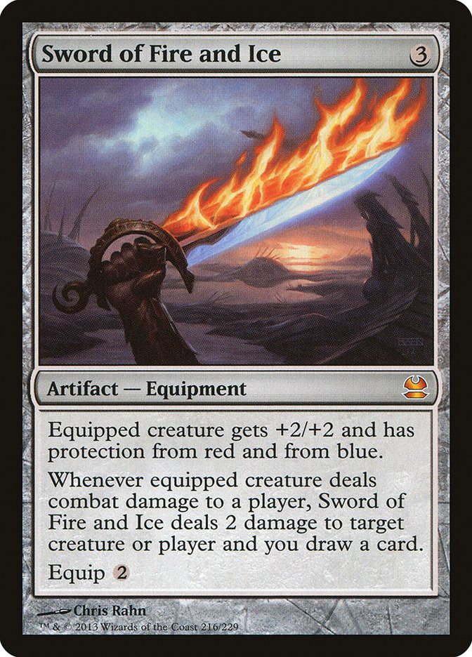 Magic: Modern Masters: Sword of Fire and Ice