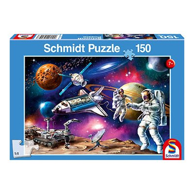 Schmidt Spiele Puzzle: Adventure In Space (150)