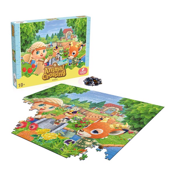 1000 PC Puzzle: Animal Crossing - New Horizons