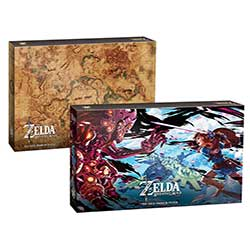750 PC Puzzle: Zelda Breath of the Wild- Hyrule Map