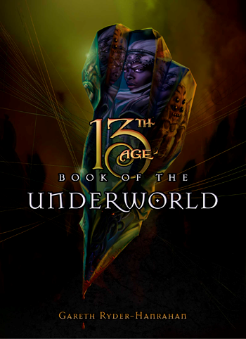 13th Age: Book of the Underworld