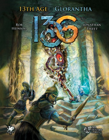 13th Age: Glorantha