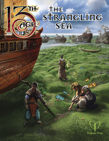 13th Age: The Strangling Sea