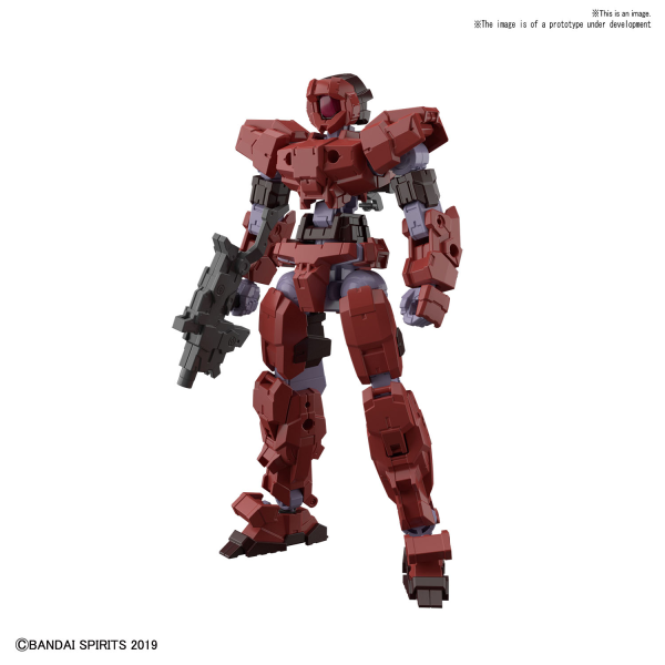 30 Minute Missions: 1/144 eEMX-17 Alto (Red)