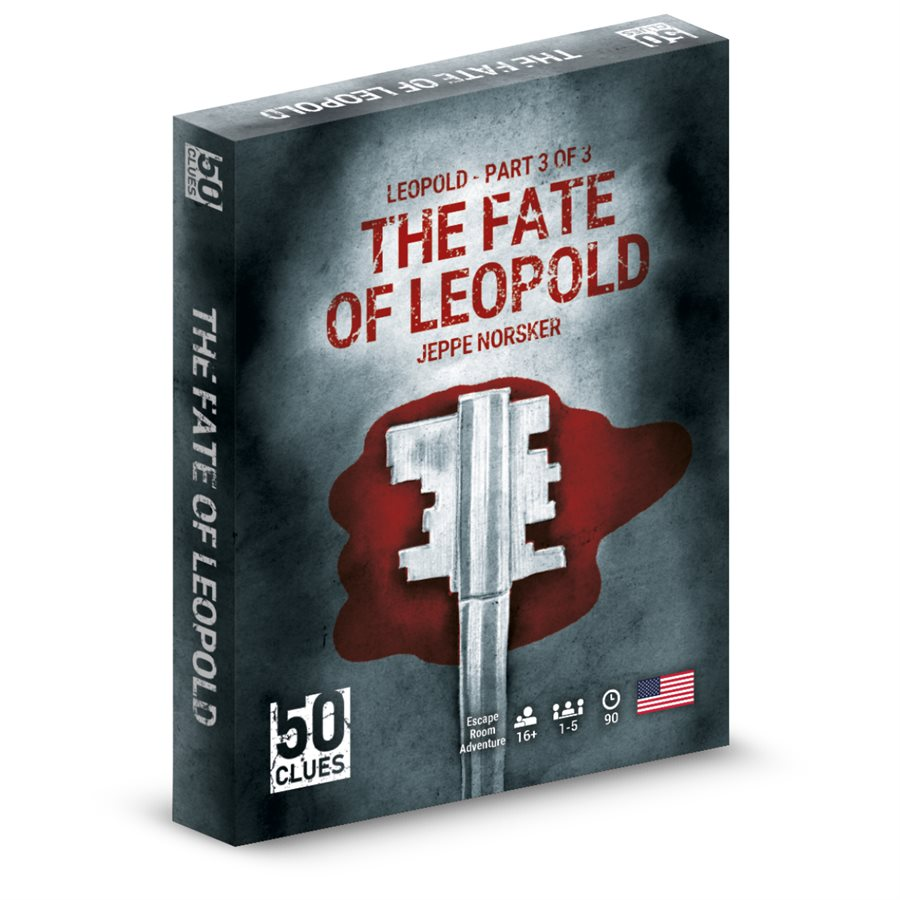 50 Clues - The Fate of Leopold (#3)