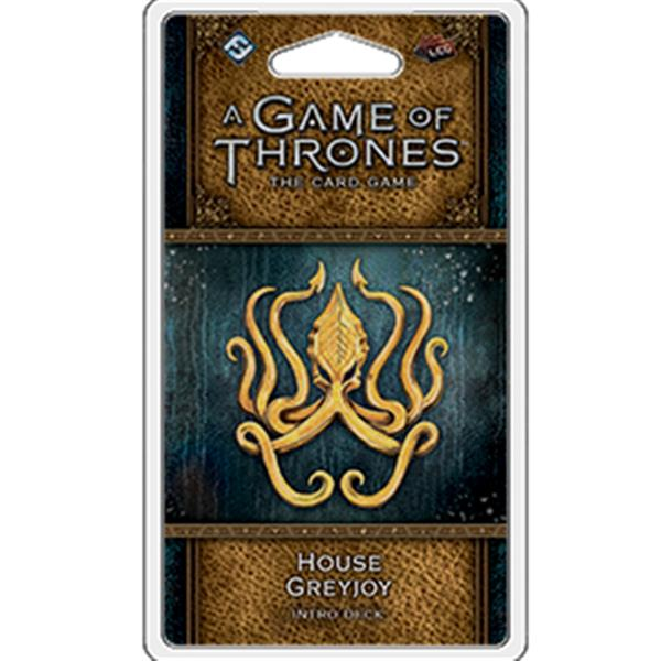A Game of Thrones Card Game (2nd Edition): House Greyjoy Intro Deck