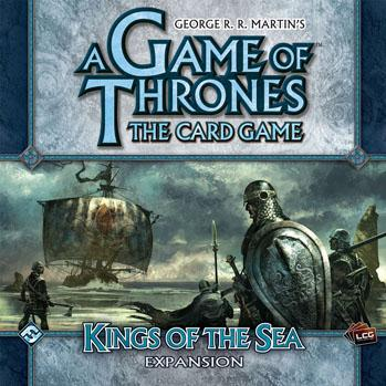 A Game of Thrones LCG: Kings of the Sea (Revised) [SALE]