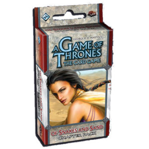 A Game of Thrones LCG: Of Snakes and Sand