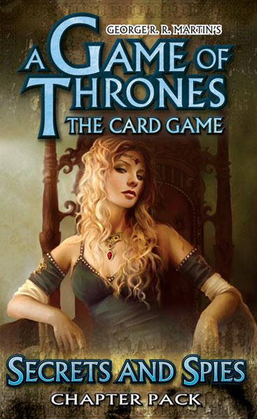 A Game of Thrones LCG: Secrets and Spies (Revised) (SALE)