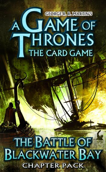 A Game of Thrones LCG: The Battle Of Blackwater Bay (Revised) (SALE)