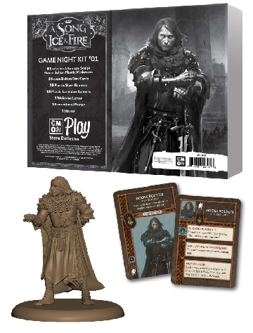 A Song of Ice & Fire: Game Night Kit #1