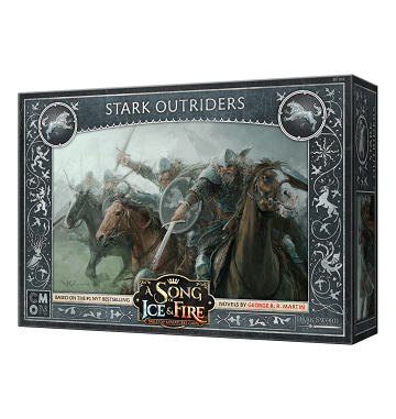 A Song of Ice & Fire: Stark- Outriders