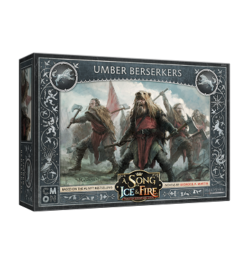 A Song of Ice & Fire: Stark- Umber Berserkers
