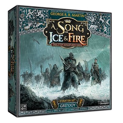 A Song of Ice & Fire: Greyjoy - Starter Set
