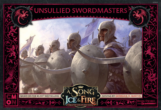 A Song of Ice & Fire: Unsullied Swordmasters