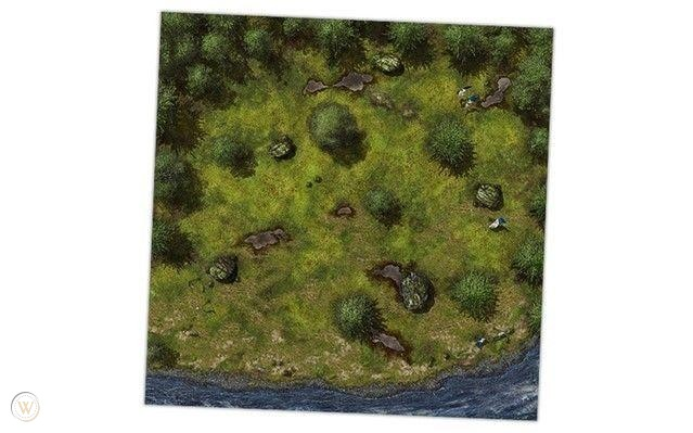 A Song of Ice & Fire: Whispering Woods Playmat
