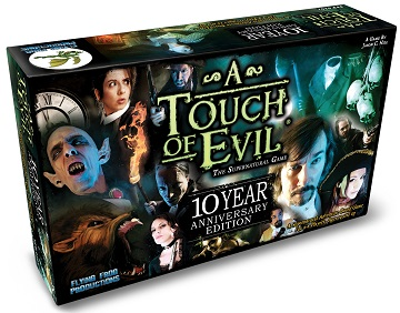 A Touch Of Evil: 10th Anniversary Edition