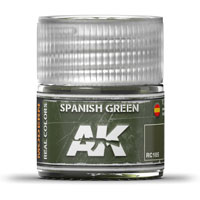 AK-Interactive Real Colors RC105: Spanish Green