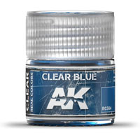 AK-Interactive Real Colors RC504: Clear Blue