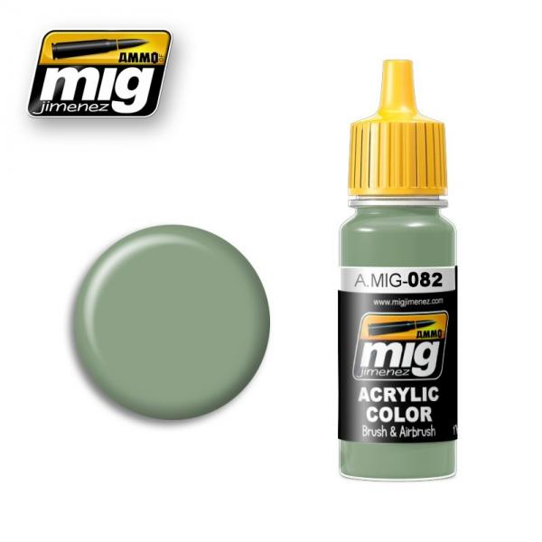 AMMO Acrylic Paint 082: APC Interior Light Green