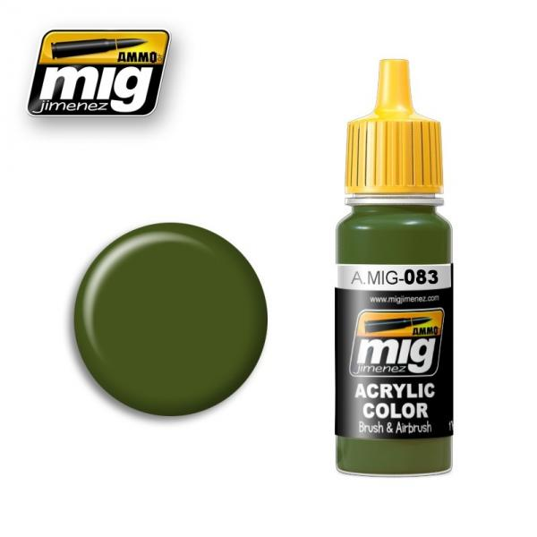AMMO Acrylic Paint 083: Russian Postwar Green
