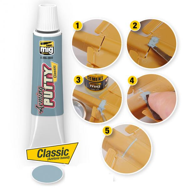 AMMO: Arming Putty Classic
