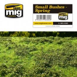 AMMO Grass Mats: Small Bushes (Spring)