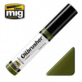 AMMO Oilbrusher: Field Green