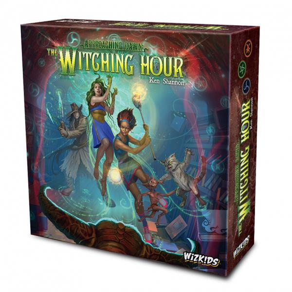 APPROACHING DAWN: THE WITCHING HOURS [WATER DAMAGED]