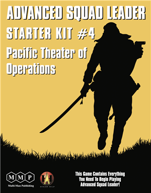ASL Starter Kit #4: Pacific Theater of Operations