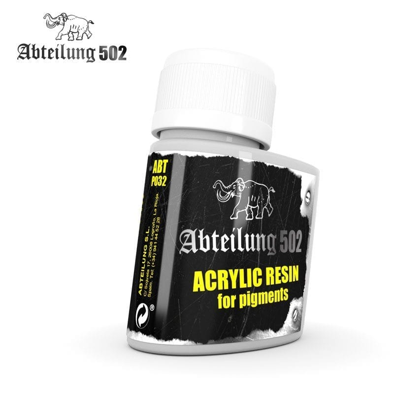 Abteilung502: Acrylic Resin for Pigments (75 ml)