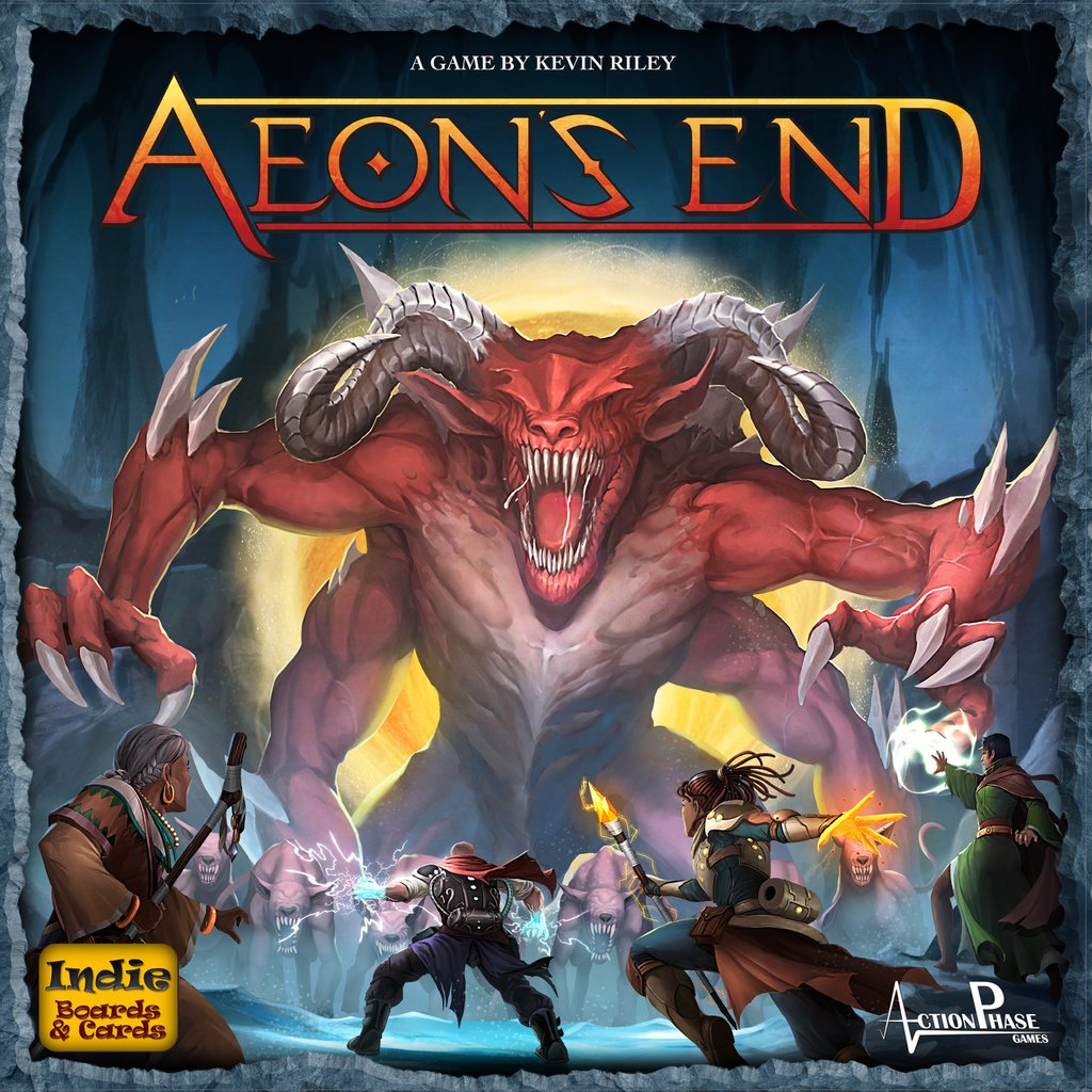 Aeons End (2nd Edition) [DAMAGED]
