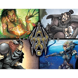 Afterworld: Faction Pack