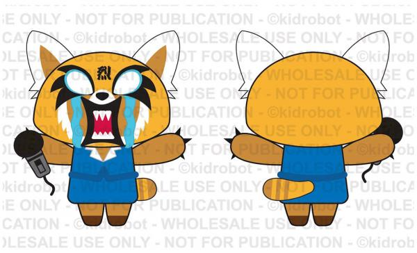Aggretsuko: HugMe Plush