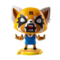 "Aggretsuko: Rage Medium Figure (6"")"