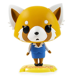 "Aggretsuko: Regular Medium Figure (6"")"