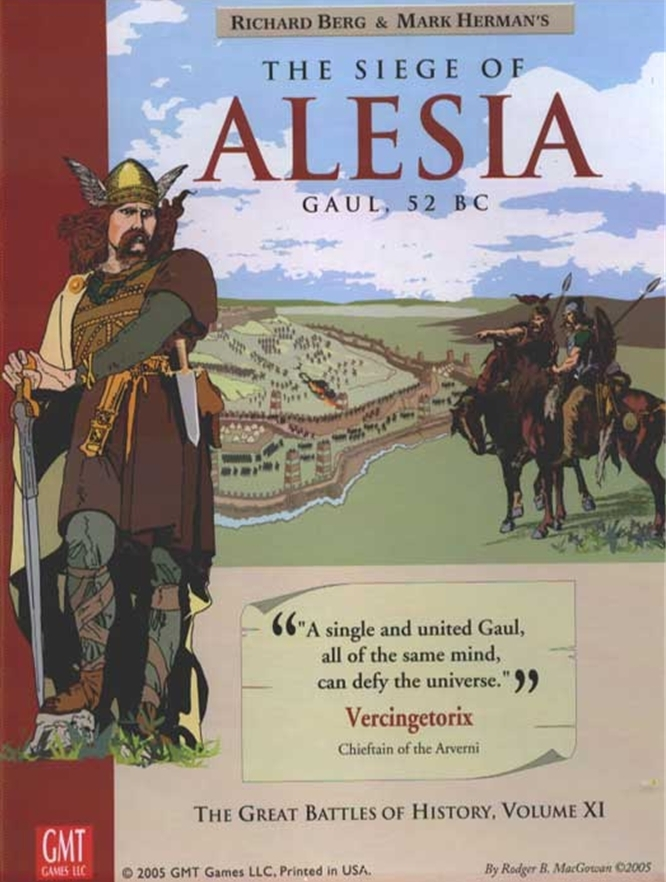 The Siege of Alesia