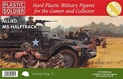 Plastic Soldier Company: 1/72 American: Allied M5 Halftrack