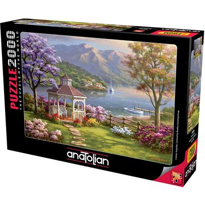 Anatolian Puzzles (2000): Crystal Lake Retreat