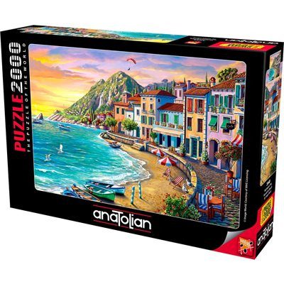 Anatolian Puzzles (2000): Wonderful Beach