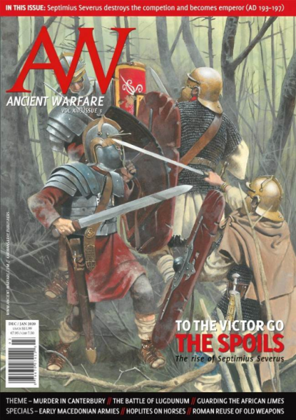 Ancient Warfare: Volume 13, Issue #3