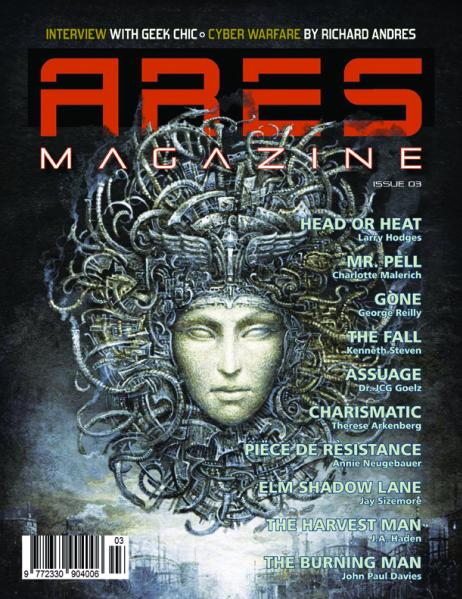 Ares Magazine #3: Born Of Titans - Full Hobby Edition (Game Included)