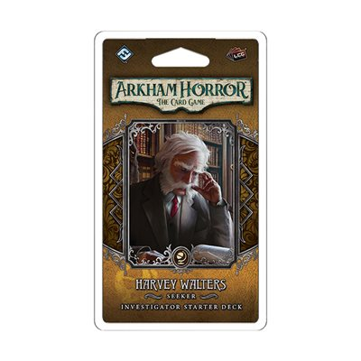 Arkham Horror The Card Game: Harvey Walters