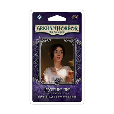 Arkham Horror The Card Game: Jacqueline Fine