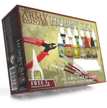 Army Painter: Hobby Set (2019 Edition)