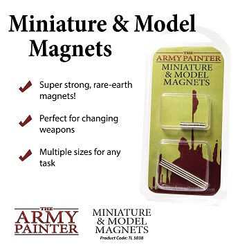 Army Painter: Magnets
