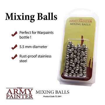Army Painter: Mixing Balls