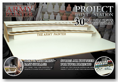 Army Painter: The Army Painter Project Paint Station
